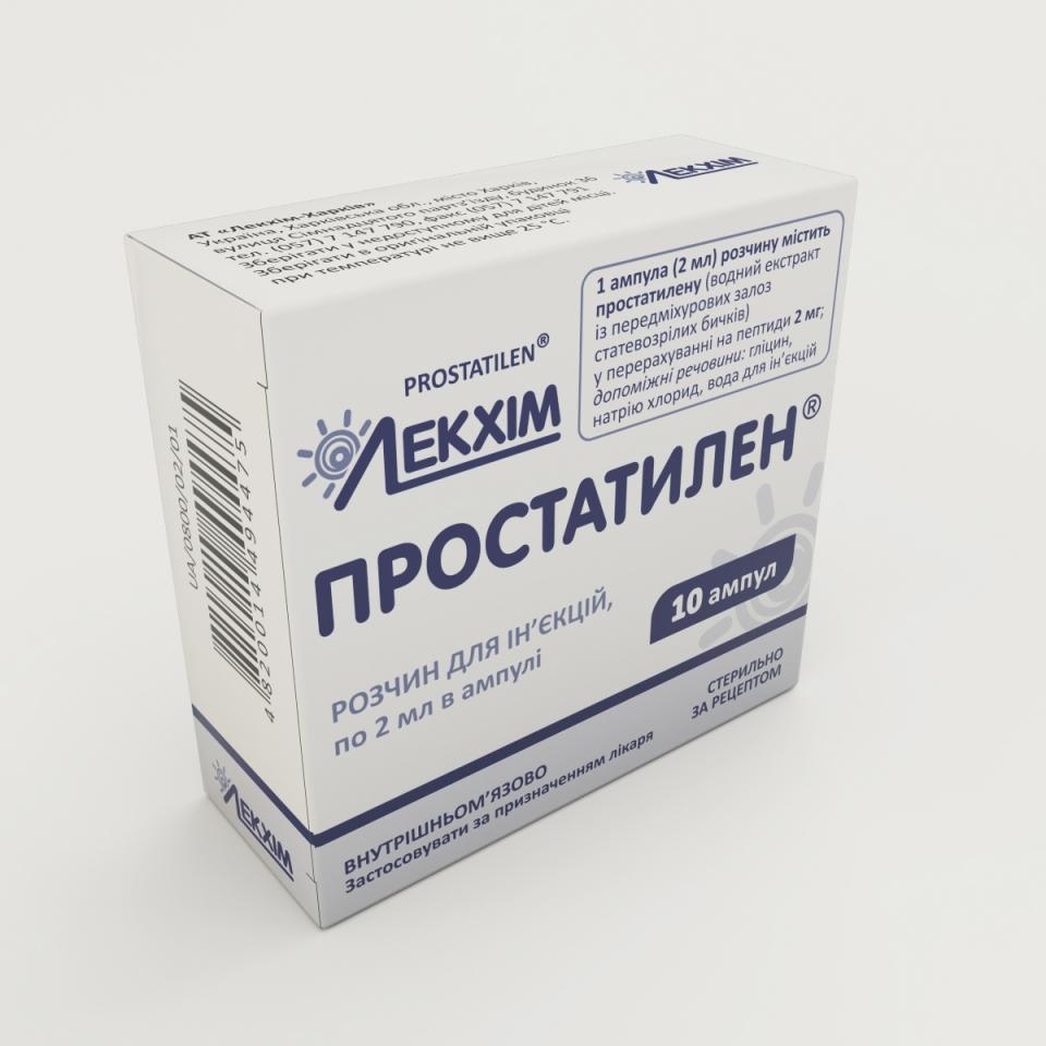Prostatillen prosztatitis